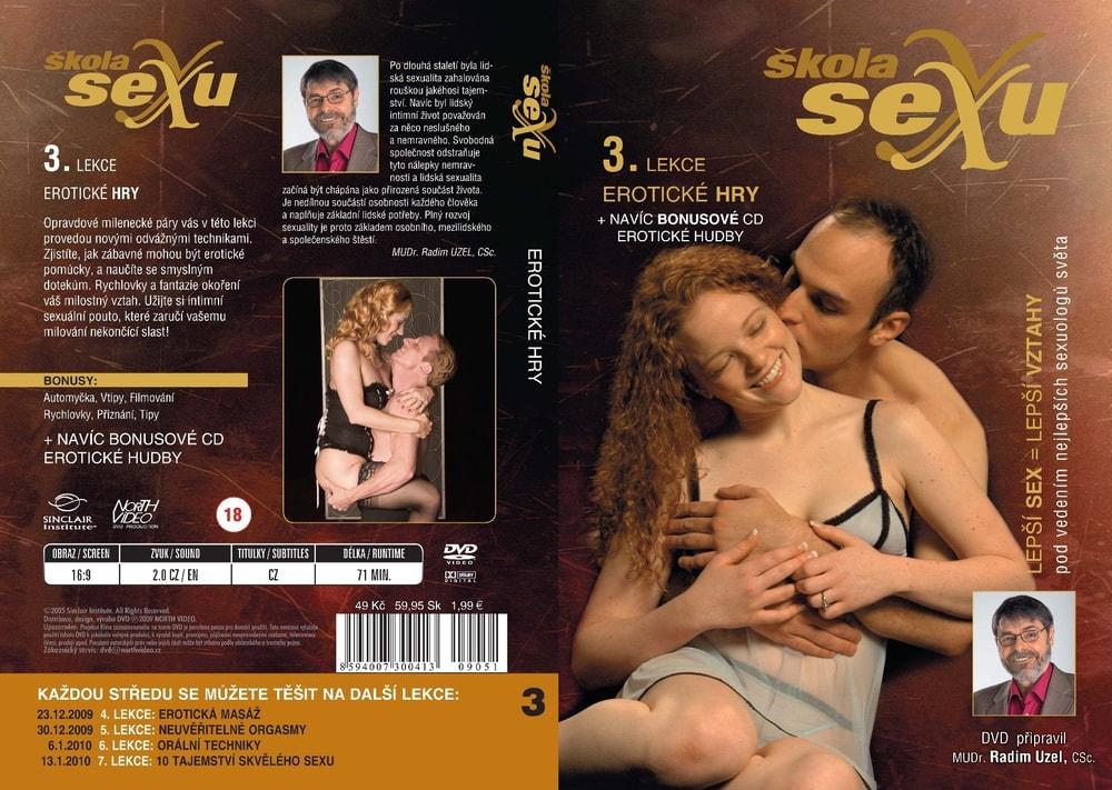 3.lekce - Erotické hry