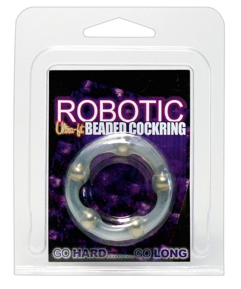 Seven Creations Robotic Beaded Cock