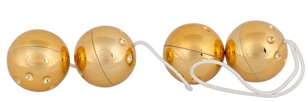 Venus balls Pleasure Balls GOLD4