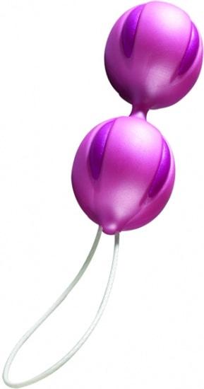 Fun Factory Smartballs original - fialovo-růžová