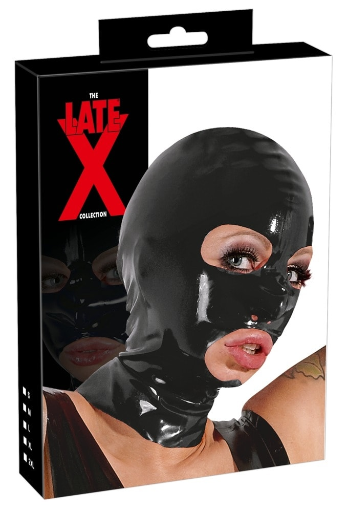 LateX latexová maska