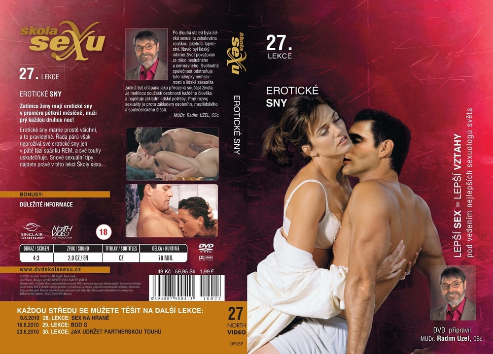 27.lekce - Erotické sny