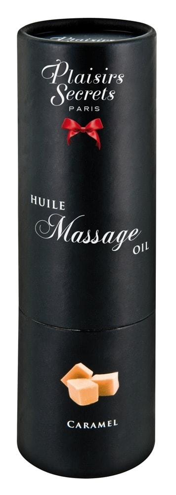 Plaisirs Secrets Huile Massage Oil karamel 59 ml