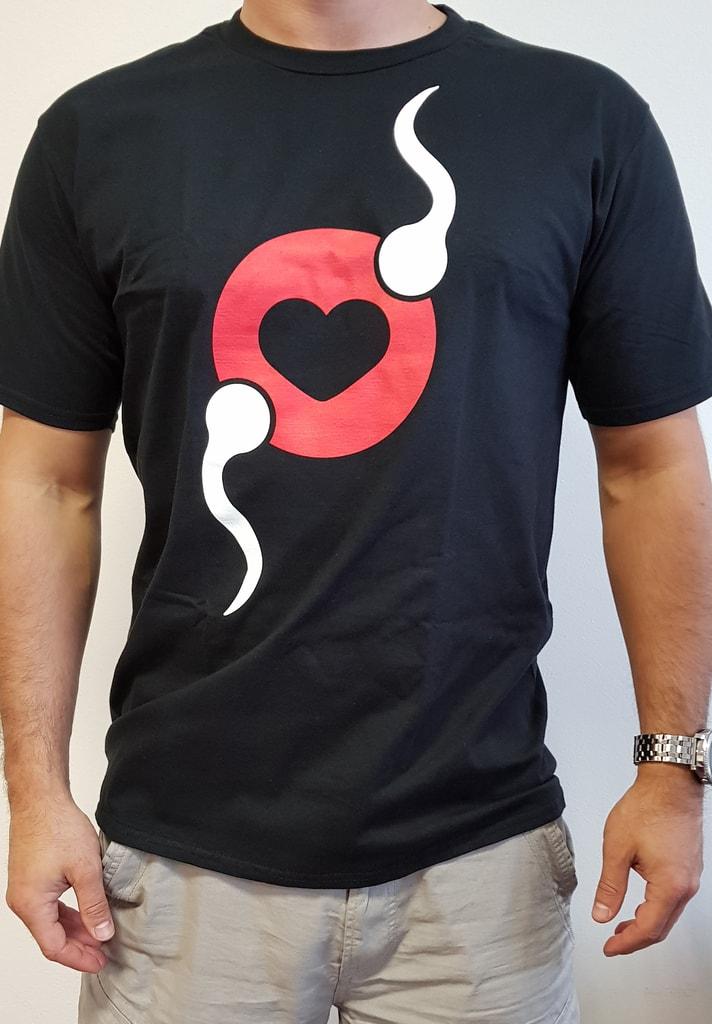 Pánské tričko erotický veletrh vzor3 M