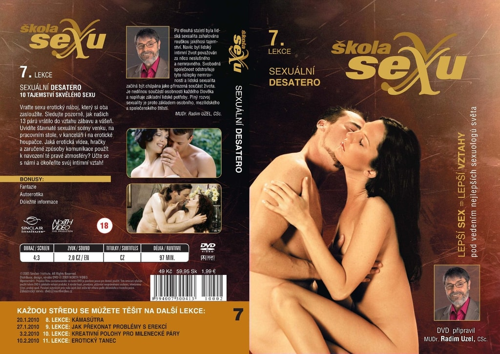 7.lekce - 10 Tajomstvo skvelého sexu