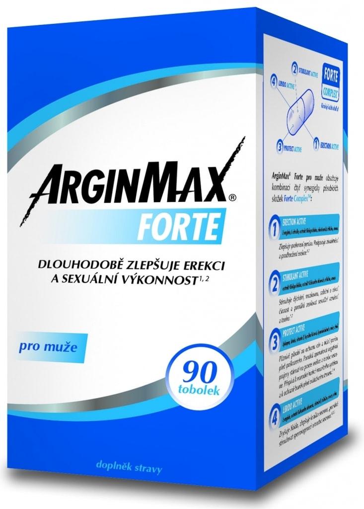 Simply you ArginMax Forte pre mužov kapsúl 90