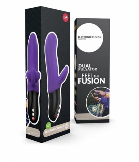 Fun Factory Bi Stronic Fusion - fialový
