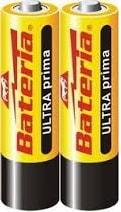2 AA batérie