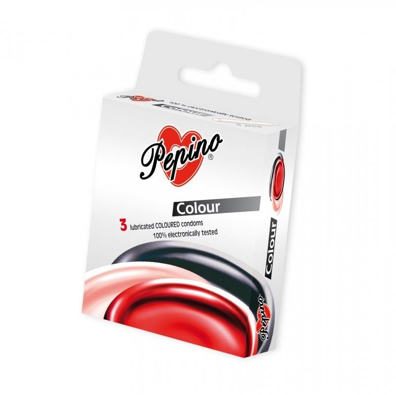 Kondomy Pepíno - Colour