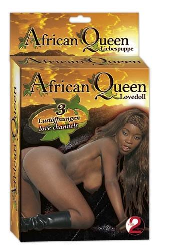 Nafukovacia panna Africká královna