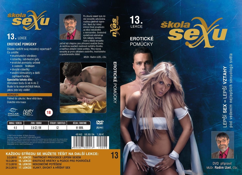 13.lekce - Erotické pomôcky