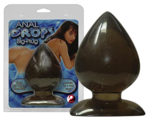 Anal Drops Big plug