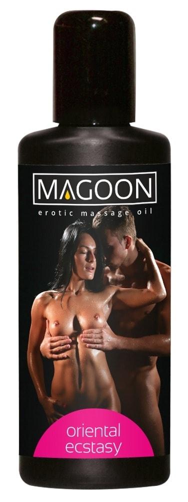 Magoon masážny olej Oriental Extasy 100ml