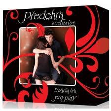 Erotická hra - Predohra