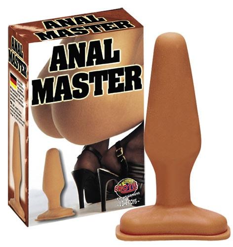 Análný kolík Master Big