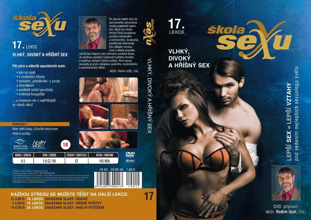 17.lekce - Vlhký, divoký a hriešny sex