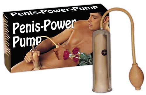 Vakuová pumpa Power