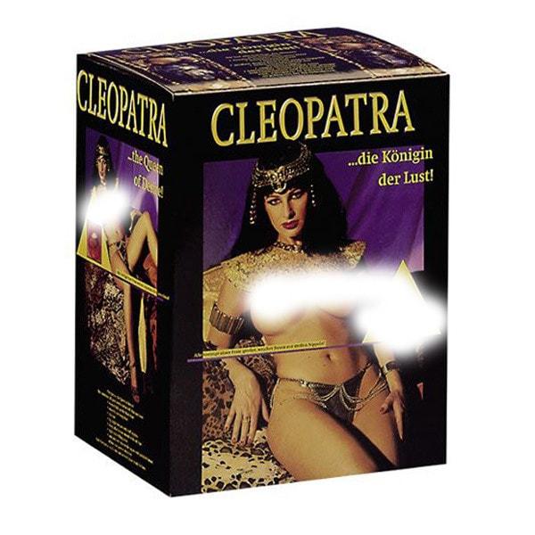 Nafukovací panna Cleopatra