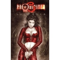 Luis Royo PROHIBITED BOOK III