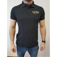 RITCH POLO SHIRT BLACK