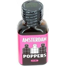 AMSTERDAM ORIGINAL GOLD POPPERS 25ml