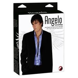 Angelo inflatable doll.