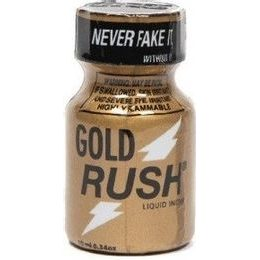 Poppers Gold Rush 10ml