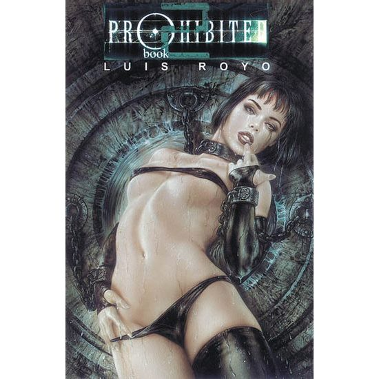 Luis Royo PROHIBITED BOOK II