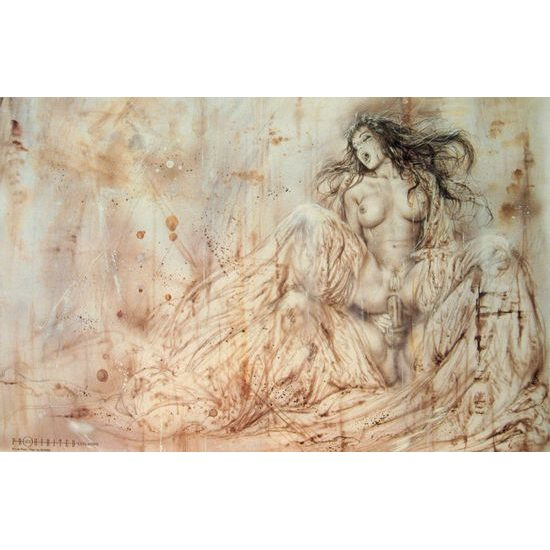 Luis Royo PROHIBITED SEX PORTFOLIO