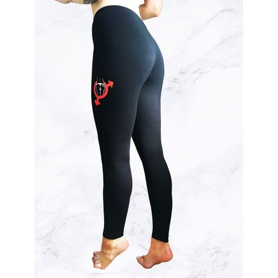Women's leggings erotic fair M