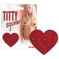 Titty Sticker Herz