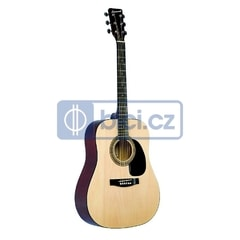Western kytara Madison MG610-N