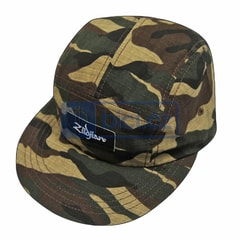 Zildjian T4541 Five Panel Hat Camo