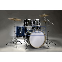 Ludwig LCF52G016 Element Drive Black Gold Sparkle