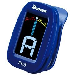 Ibanez PU3-BL Chromatic Clip Tuner