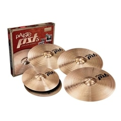 "Paiste PST 5 Universal Set +18"" crash PA 068US16"