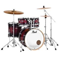 Pearl DMP905P/C261 Decade Maple Gloss Deep Red Burst