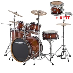 Ludwig LCEM622XMB Evolution Maple