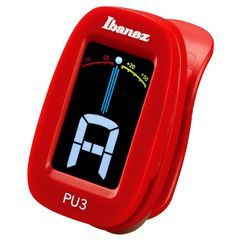 Ibanez PU3-RD Chromatic Clip Tuner
