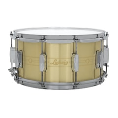 Ludwig LBR0714 Heirloom Snare 14×7""