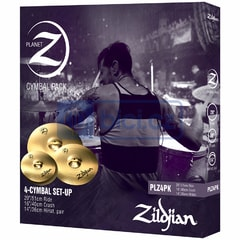 Zildjian PLZ4PK Planet Z4 Pack