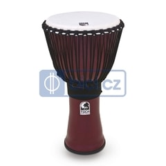 Toca Percussion TF2DJ-9R Freestyle II Rope Djembe, 9""