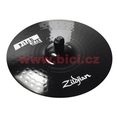 "Zildjian 13"" Pitch Black Splash"