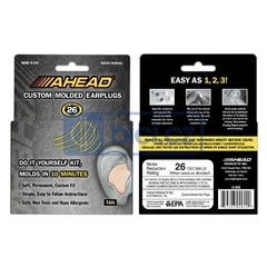 Ahead ACME – Custom Molded Earplugs