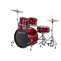 Ludwig LC1754 Accent Drive Wine Red