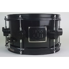 "PDP by DW snare Blackout 10"" x 6"""