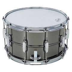 Ludwig LB408 Black Beauty 14×8""