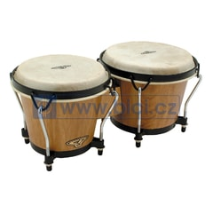 CP Traditional Bongos, Dark Wood