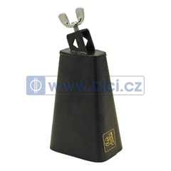 "Latin Percussion Aspire Agudo Cowbell 4-5/8"", Black"