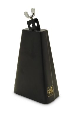 "Latin Percussion Aspire Cowbell 8"", Rock Bell Mountable"
